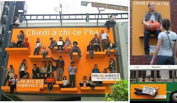 publicidad a estudiantes