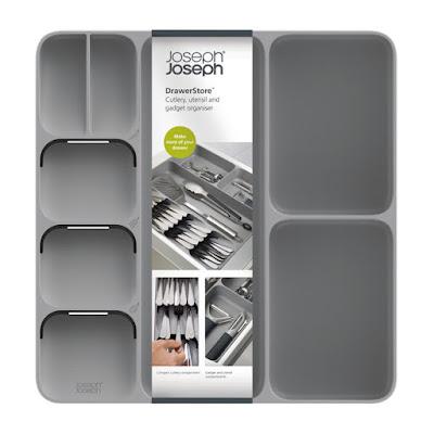 DrawerStore™ Cutlery, Utensil and Gadget Organiser