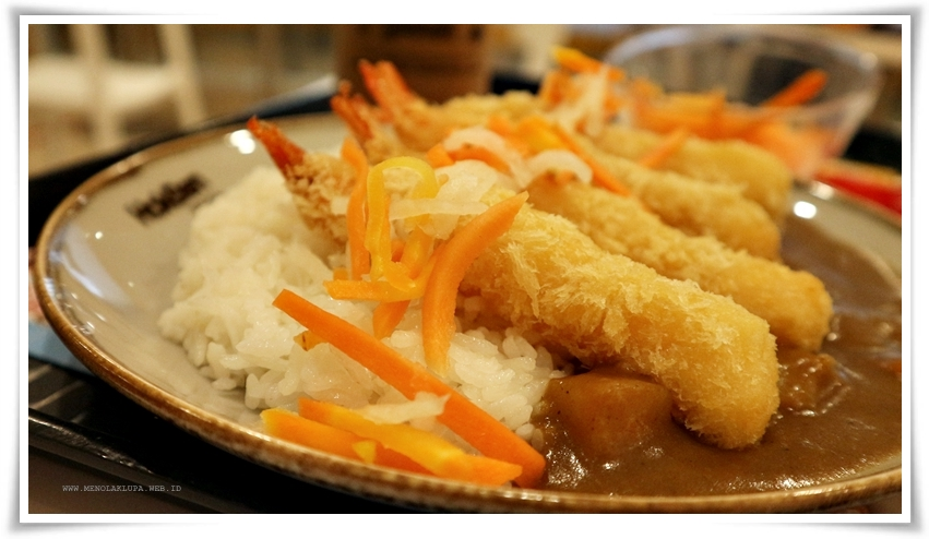 Tokyo Curry Ebi Furai HokBen