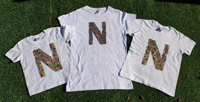 Camiseta inicial