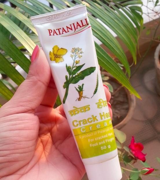 Patanjali Crack Heel Cream