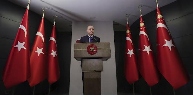Ο Ερντογάν γίνεται ένα είδος χαλίφη