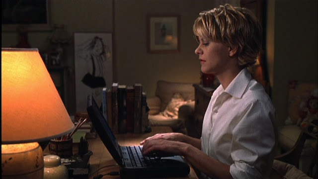 You've Got Mail, Meg Ryan, Online Dating,  Tom Hanks movie