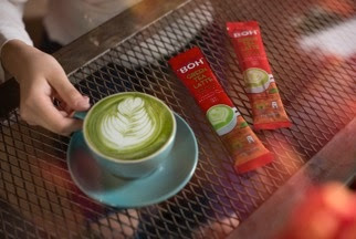 Brand New BOH Green Tea Latte #GreenTeaLatteMoment