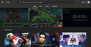 Mengaktifkan Fitur Dark Mode dan Gaming Pada YouTube
