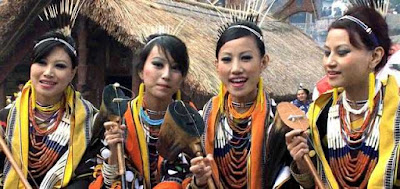 Hornbill Festival and Nagaland Statement Day