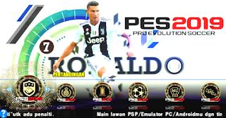 PES 2015 Mod 2019
