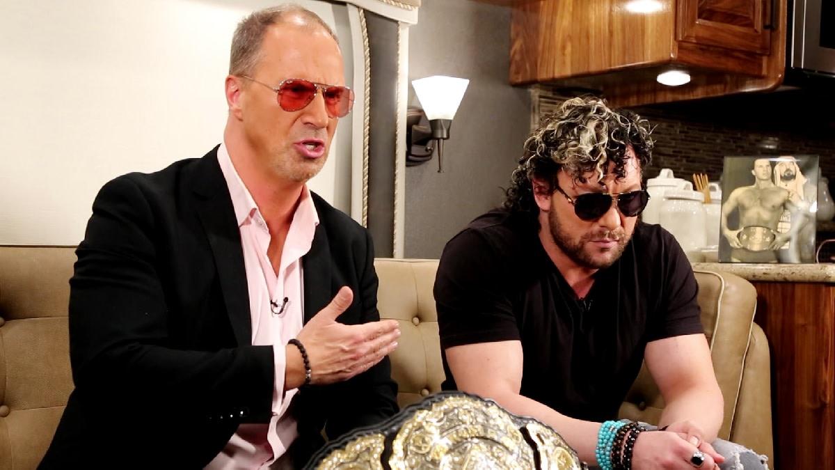 Don Callis rejeitou várias propostas para se juntar a equipe criativa da WWE