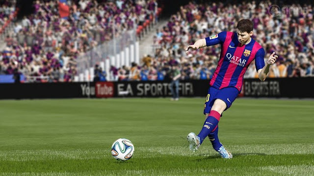 Free Download FIFA 15 Game Play