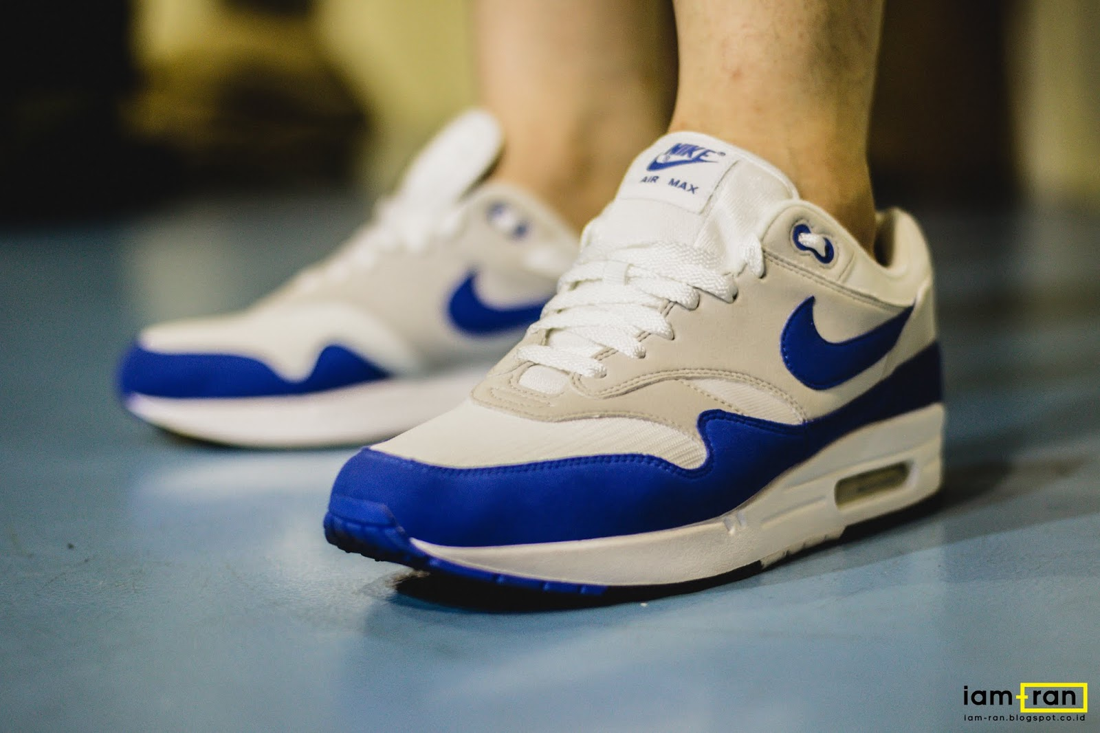 newest 2ef3e 840dc IAM-RAN: ON FEET : Viktor - Nike Air Max 1