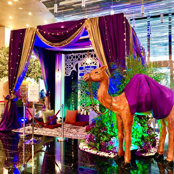 Bukber Mewah All You Can Eat di Cattapa Restaurant Hotel Grand Mercure Jakarta Kemayoran