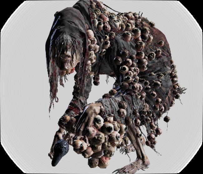 The Witch Of Hemwick Bloodborne Wiki