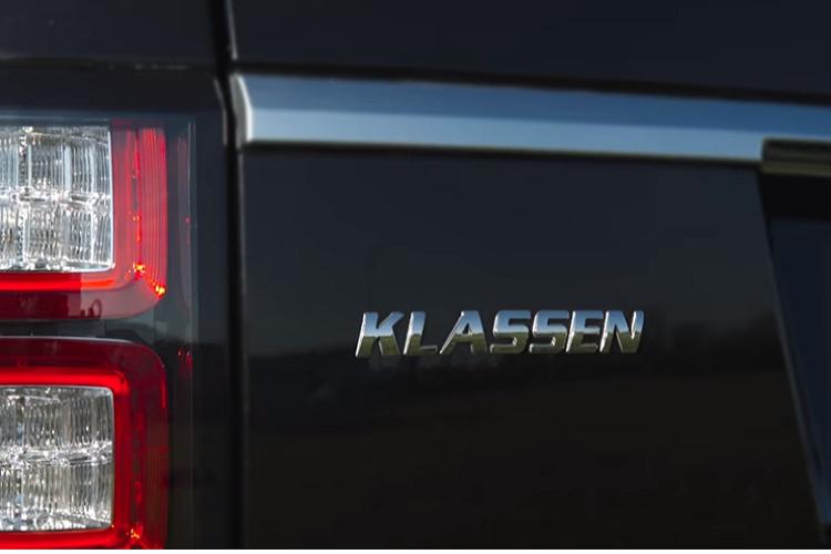 Klassen Range Rover Autobiography - xe chống đạn gần 17,6 tỷ đồng