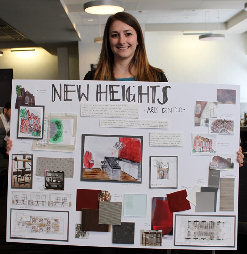 Interior Design Blog: UNT Interior Design Students Awarded ...