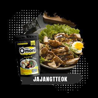 Omoni-Jjajangtteok