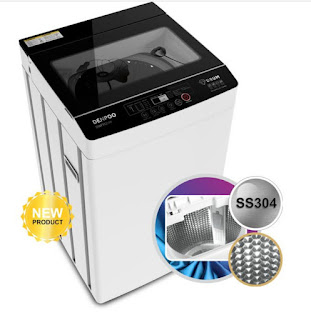 Denpoo DWF 112 HY rekomendasi mesin cuci satu tabung