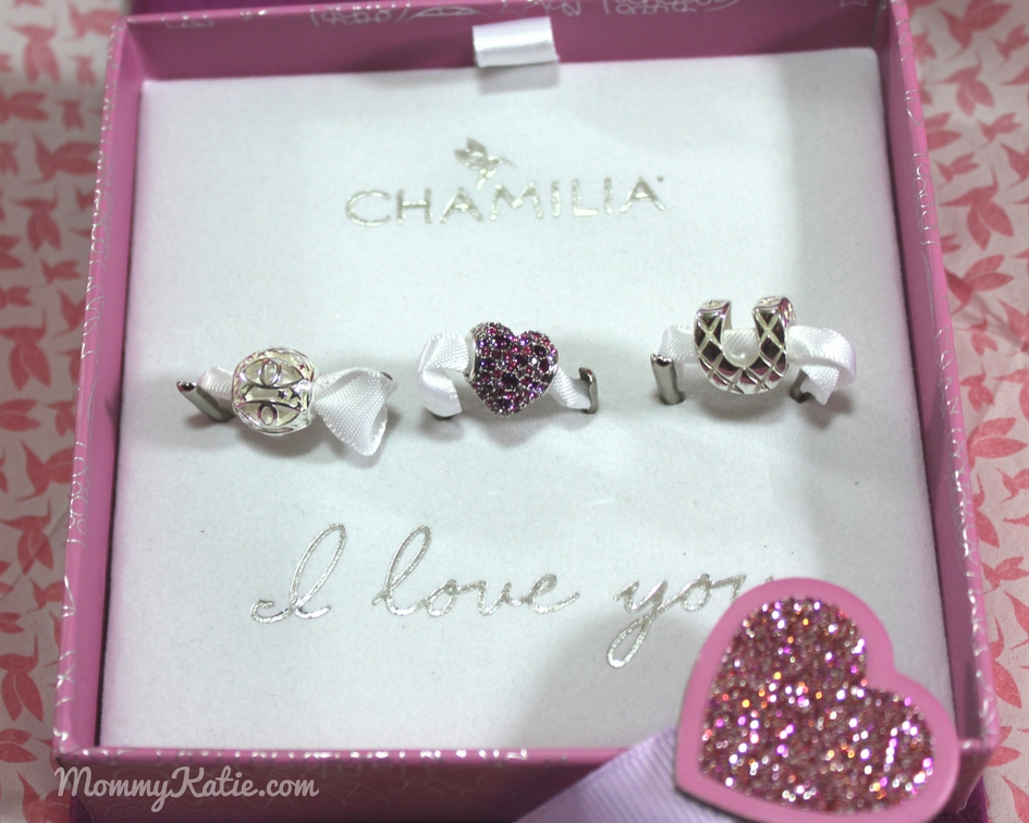 264de8643b5 The new charms in this set are a perfect addition to the Chamilia line up  of beads and charms