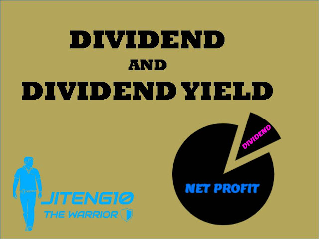 Dividend and Dividend Yield