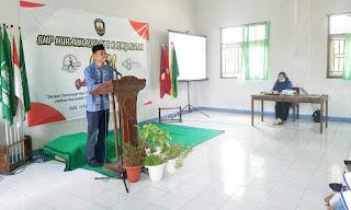 SMP Muhammadiyah 5 Kalinyamatan Sambut Maulid Nabi Dan Milad Muhammadiyah