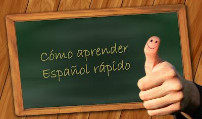 Como aprender espanhol rápido