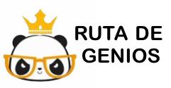 RUTA DE GENIOS