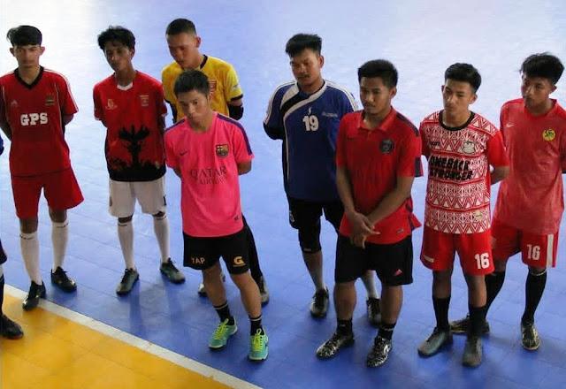 Lolos Seleksi, Deki Masuk Tim Futsal Lampung di PON 2020