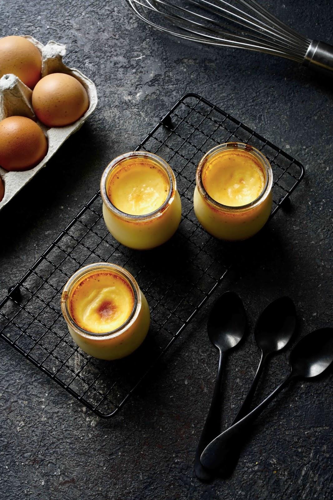 dessert facile , recette traditionnelle , crème aux oeufs , caramel