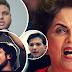 Dilma não gostou de saber que o MBL ainda está em seu encalço. E só vai parar quando ela estiver na cadeia