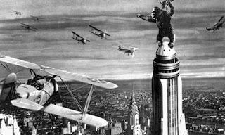 review ulasan sinopsis film kingkong 1933