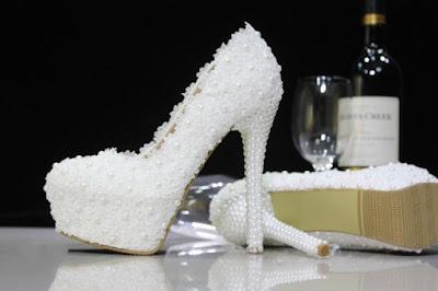 chaussure a talon pour mariage 2016