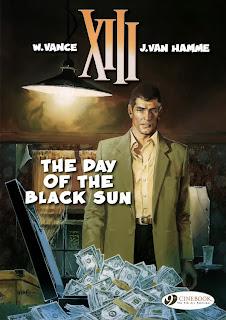 Review XIII Volume One Thirteen Jean Van Hamme William Vance Dargaud Cinebook Cover original graphic novel ogn Franco-Belgian comic book