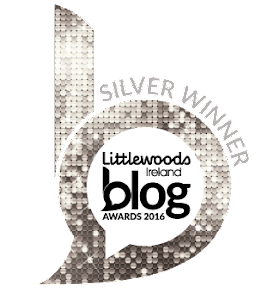 I was a Finalist for the 'Diaspora' category in the Littlewood's Ireland Blog Awards 2016.