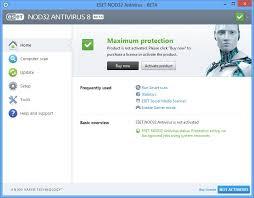 Latest ESET NOD32 Antivirus