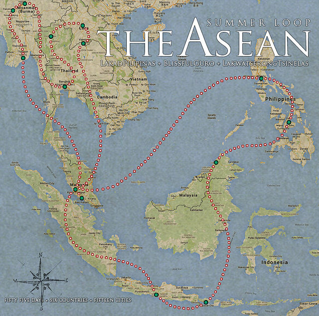 Southeast Asia Backpacking Blog