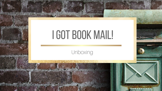 I Got Book Mail! Unboxing