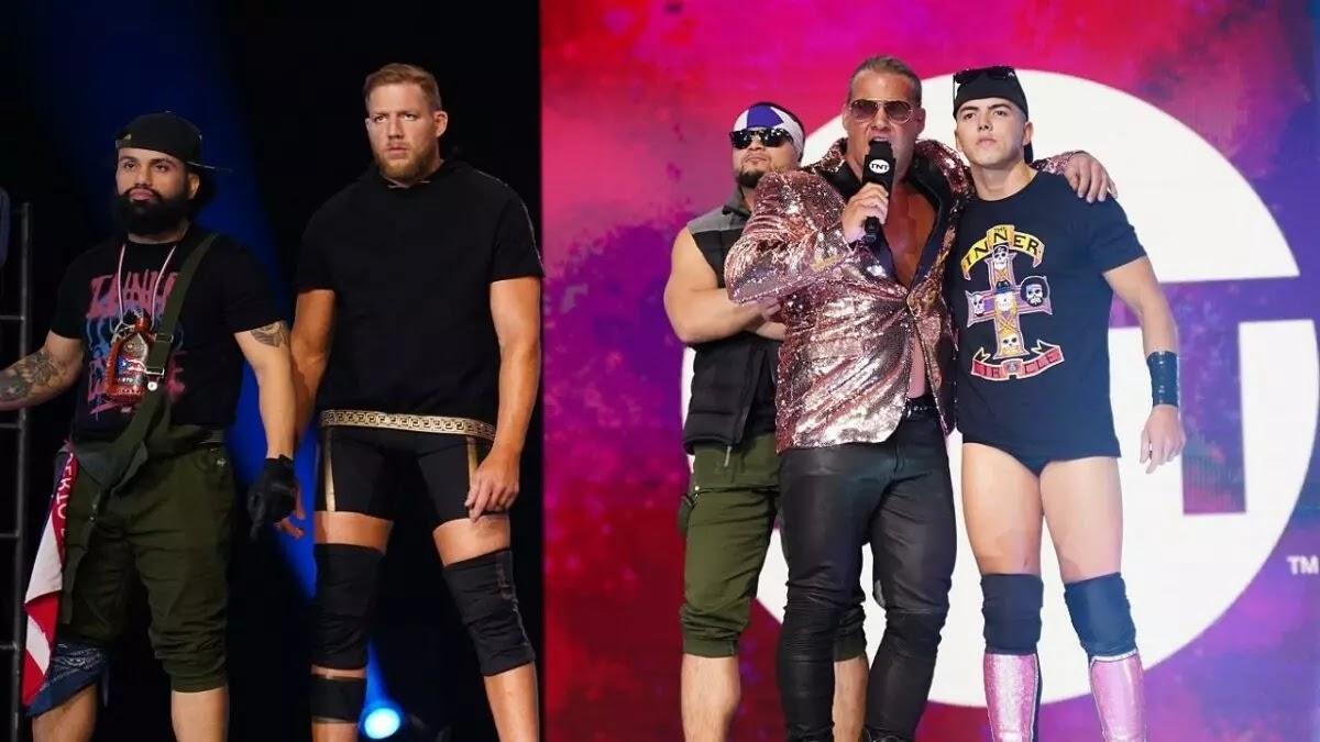 """Blood and Guts Match"" é anunciada para futuro AEW Dynamite"