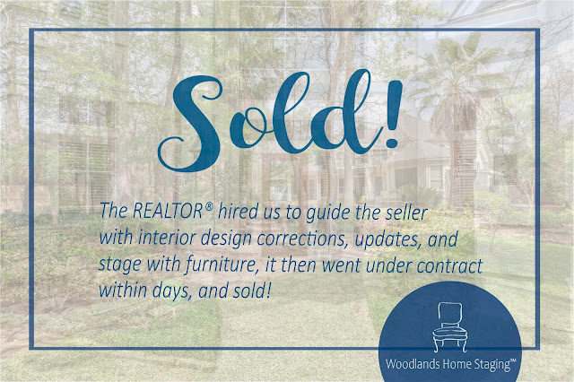 The Woodlands Home Staging and Updating