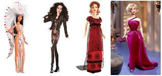 Bob Mackie, Rose Titanic e Marilyn Monroe