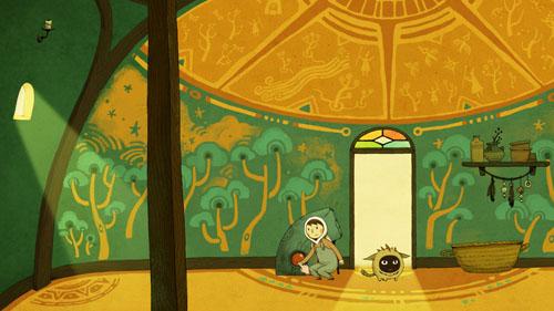 thumbnail screenshot indie game LUNA The Shadow Dust