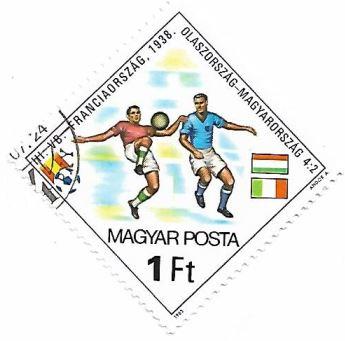 Selo Copa do Mundo FIFA de 1938