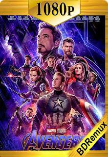 Avengers EndGame (2019)  [1080p BDRemux] [Latino-Inglés] [GoogleDrive]