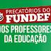 Professores vão receber recursos de precatórios do antigo Fundef