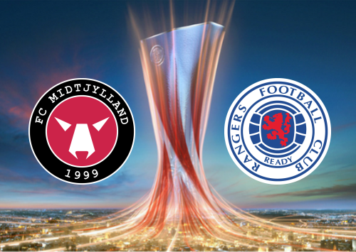 Midtjylland vs Rangers -Highlights 8 August 2019