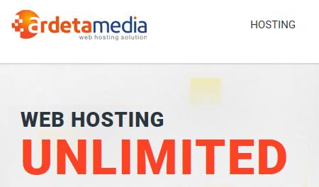 web hosting ardetamedia.com