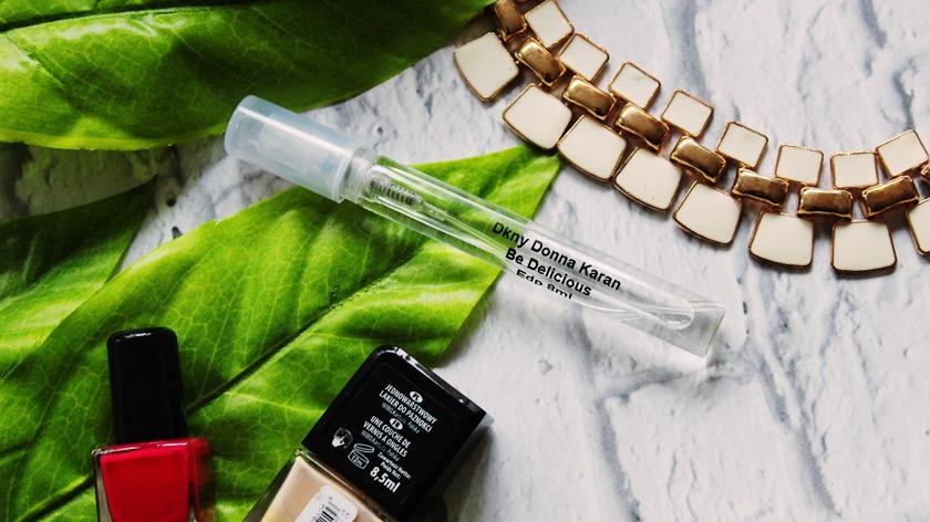 Jak zaczęłam pracę w Radiu, czyli powrót do wspomnień: Recenzja perfum DKNY Be Delicious