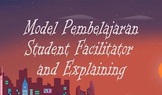 model student fasilitator and explained