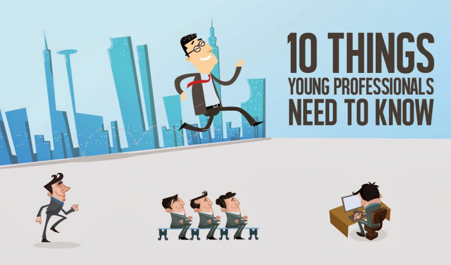 10 things young employees need to understand