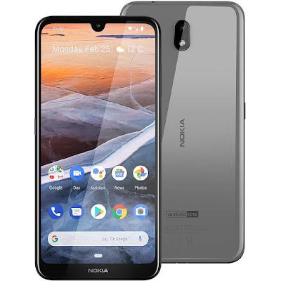 Nokia 2.2 plata