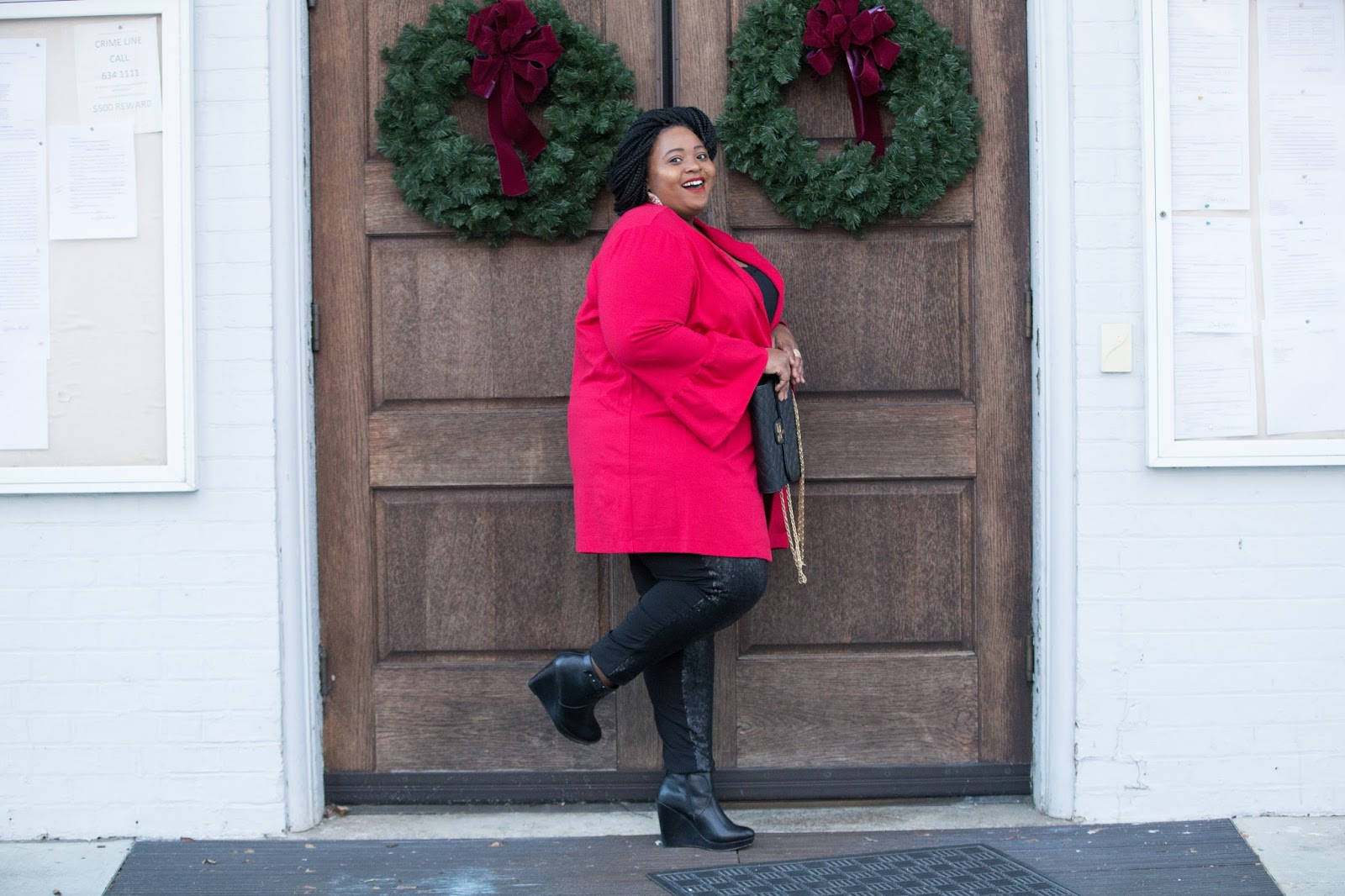 Simply Curvee Lane Bryant Holiday