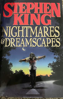 Nightmares & Dreamscapes - Stephen King - Horror Book